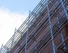 屋根や外壁工事で行われる足場工事とは